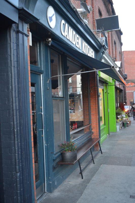 Camden Kitchen Camden Street Dublin 2 restaurant