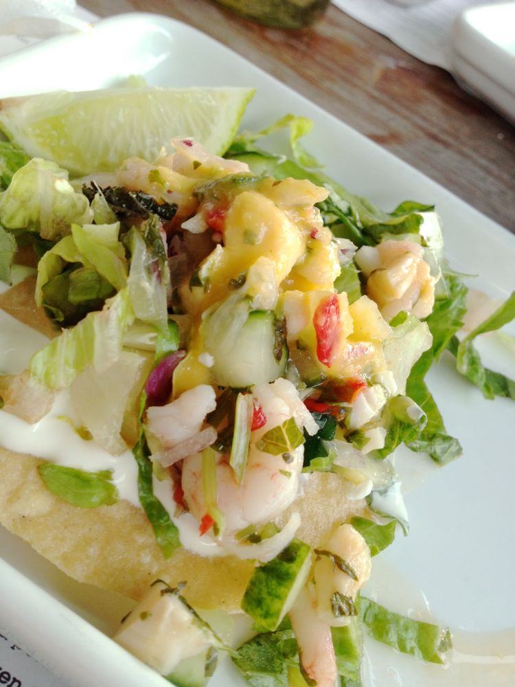 ceviche tostada wahaca thomasina miers westfield stratford mexican