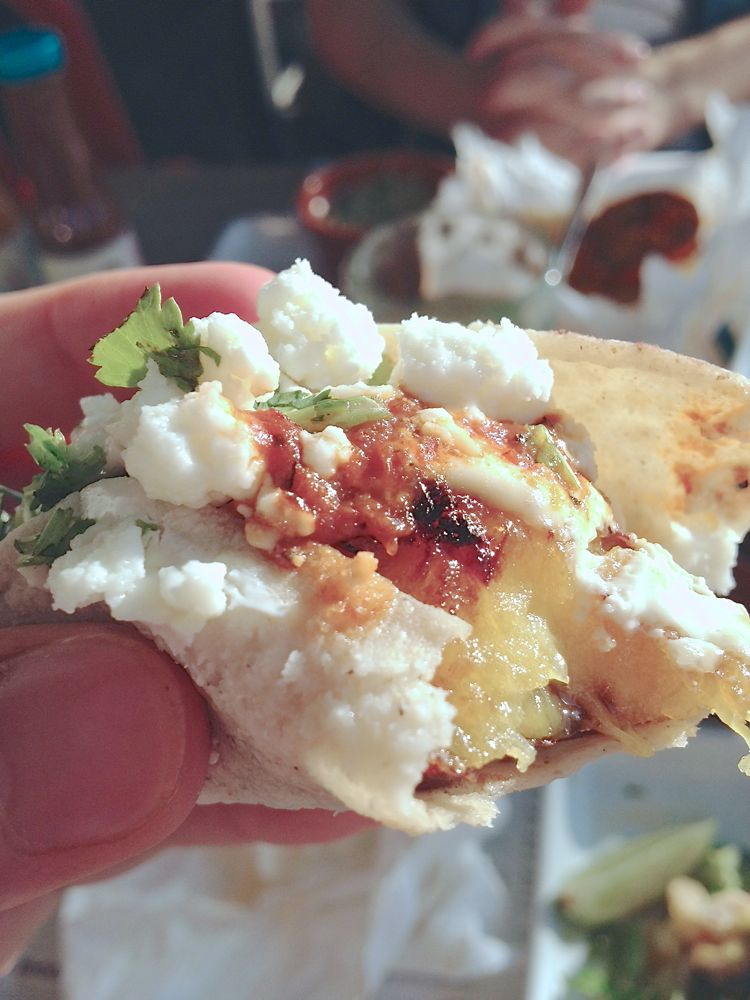 plantain taco wahaca westfield stratford thomasina miers