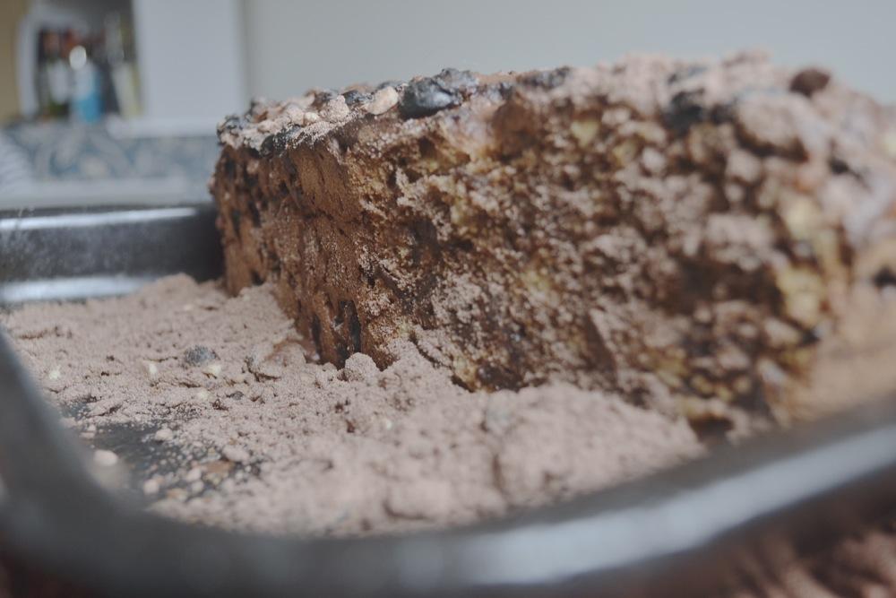 halloween barmbrack coffee vanilla edible soil cake tea loaf bairin breac