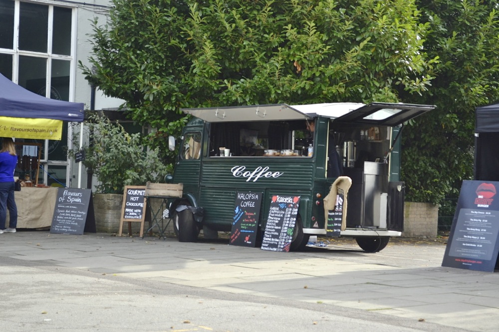 coffee market newington green sunday london kalopsia