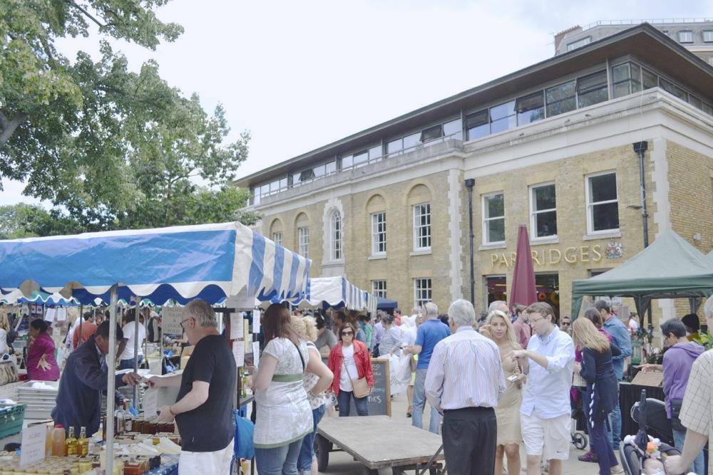 Partridge Market