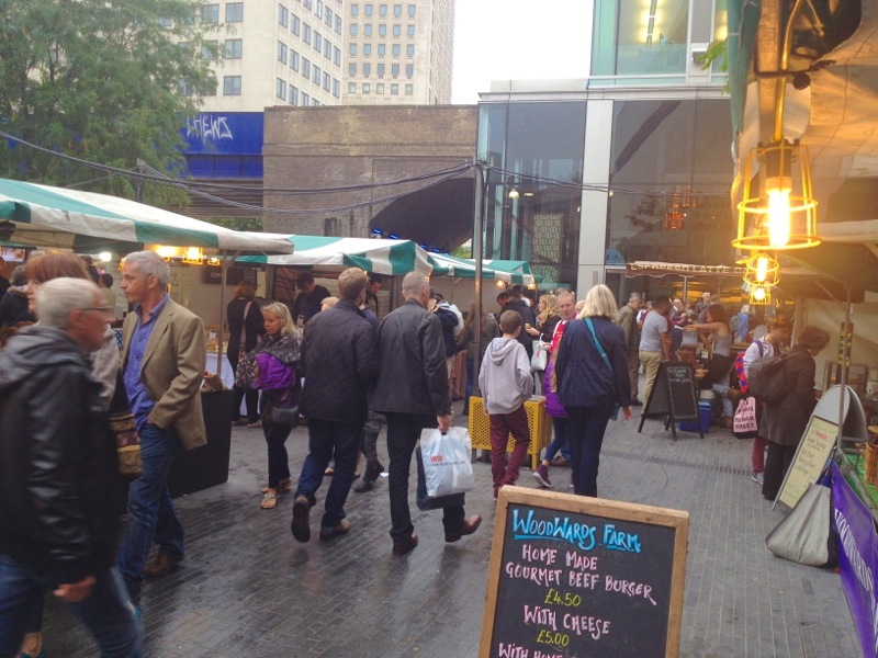 Real Food Festival, Southbank