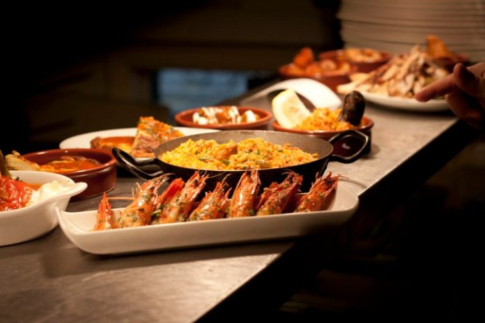 spanish tapas salamanca dublin restaurant