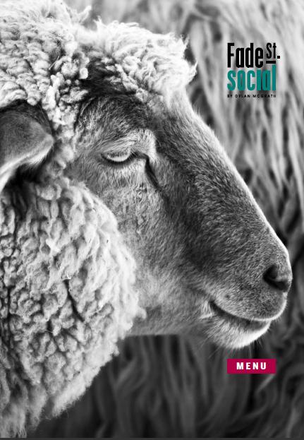 sheep menu a la carte dylan mcgrath fade street social dublin restaurant