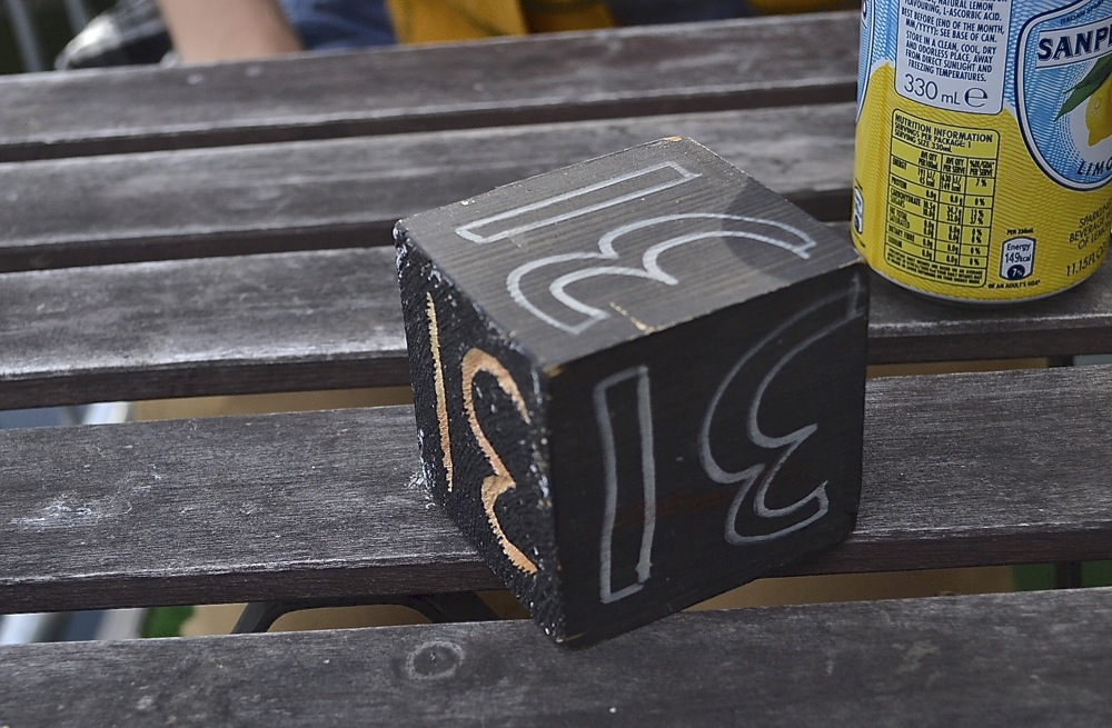the counter brunch café restaurant order block cube lemonade