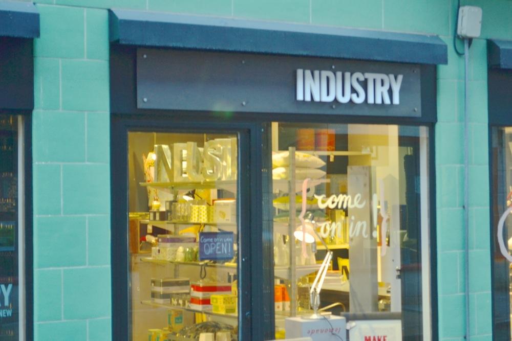 Industry Dublin Temple Bar interiors homeware