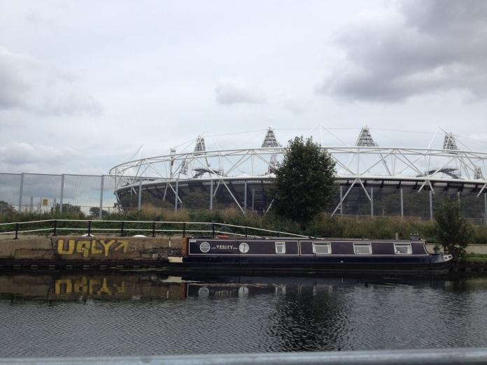 Olympic Queen Elizabeth Park London Hackney Stratford