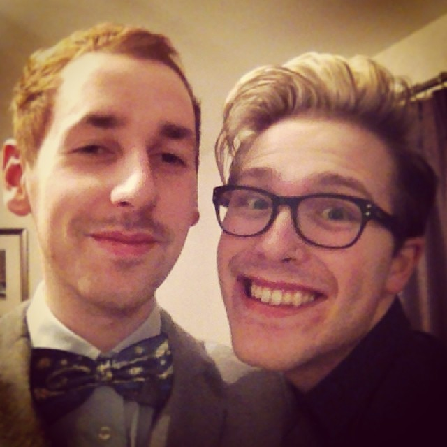 Patrick hanlon russell james alford suit formal gastrogays party family
