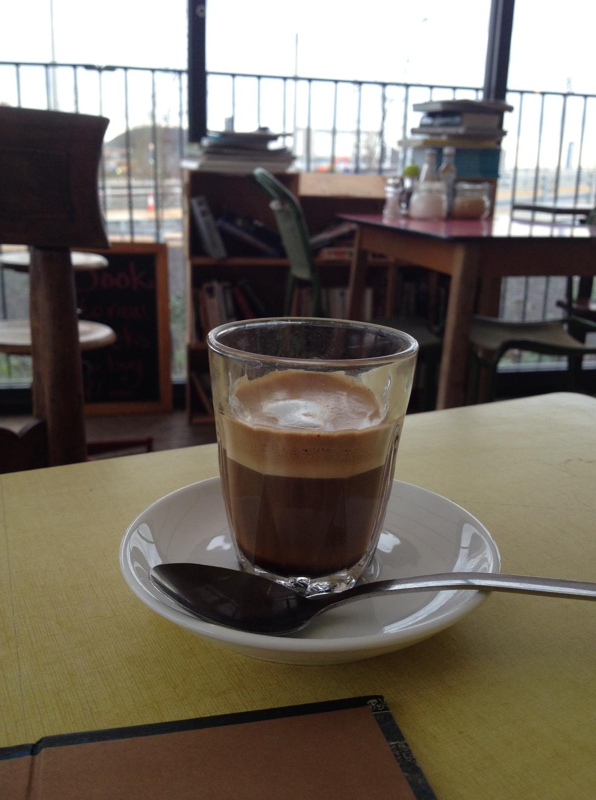 coffee cafe stratford olympic park moka east view tube