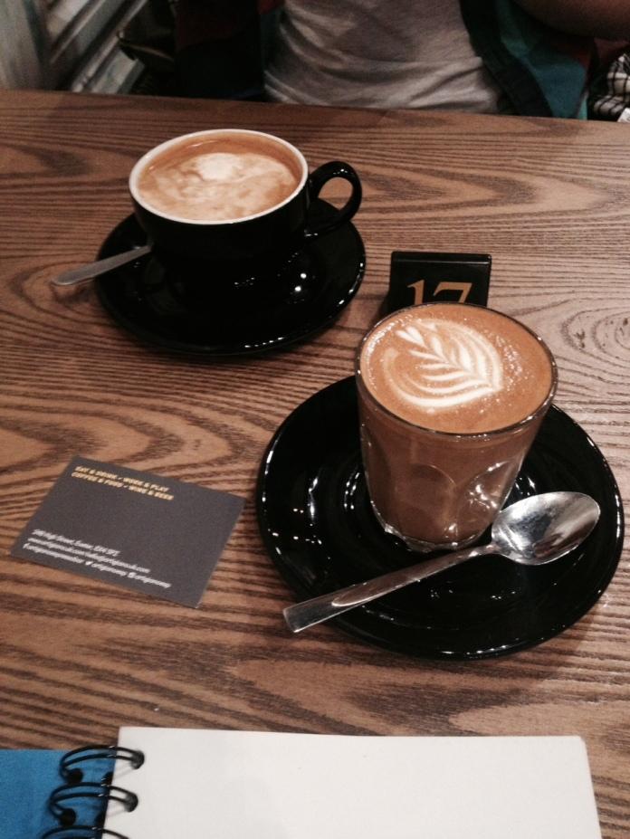 artigiano, coffee, cafe, piccolo, flat white, exeter, exeter high street
