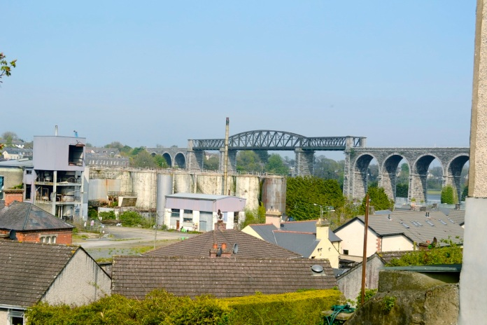 drogheda view, viaduct, marsh road, train bridge, viaduct, irish bridge